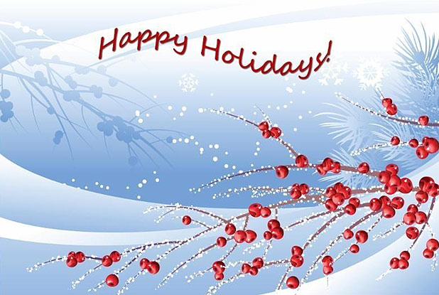 Holiday greetings from E&LP Inc.