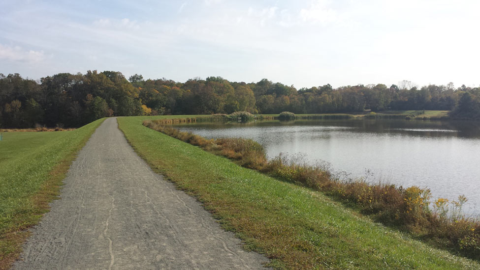 Mercer County Hopewell Trail project by E&LP