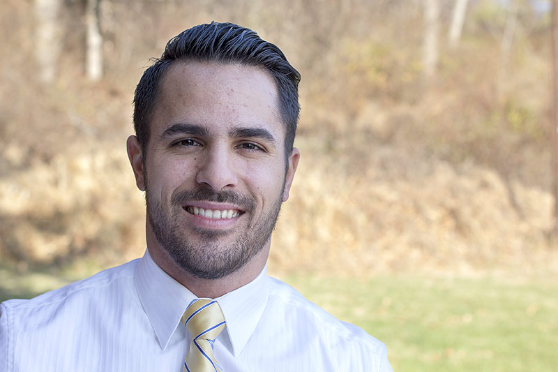 Justin Mazza of Engineering & Land Planning Associates