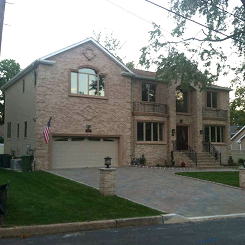 Paramus residence project by E&LP