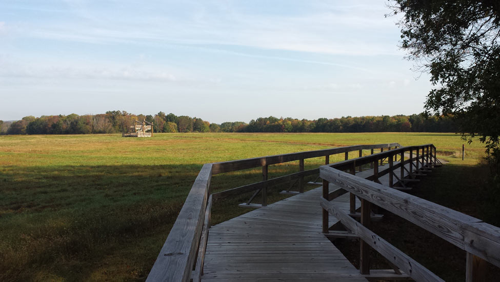 Twin Pines Trail project by E&LP